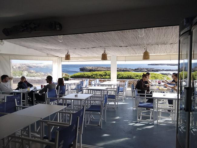 Restaurante Club Náutico Binisafua - Villas Etnia