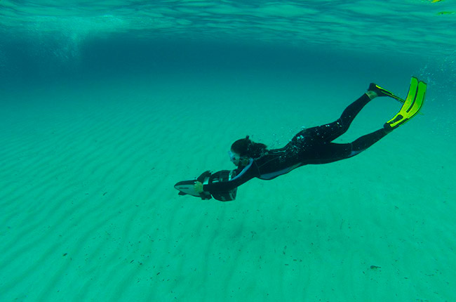 Seascooter Menorca - Villas Etnia