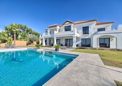 Los Flamingos Villa for Sale view 2