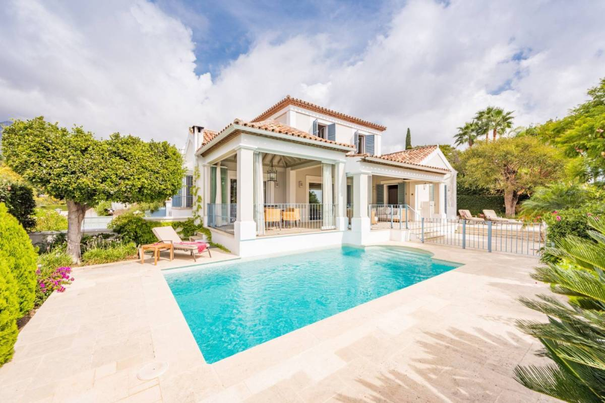 The Golden Mile Villa for Sale Marbella - SOLD