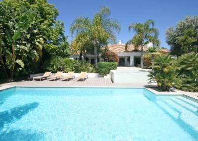 pool Los Naranjos Villa for Sale