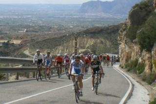 Bike Ride. Albatera to Hondón
