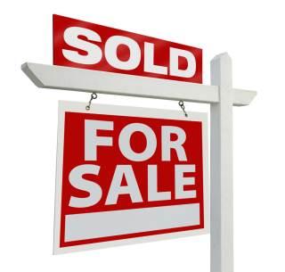SoldHouseSign