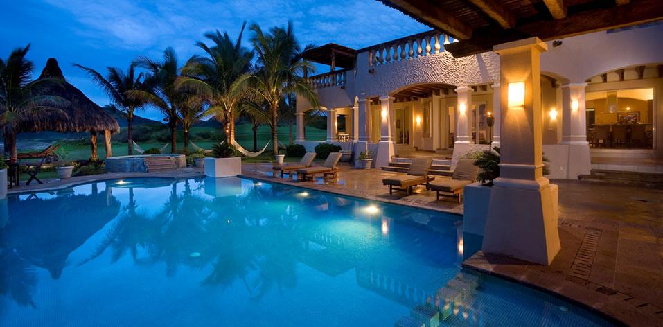 Villas of Mexico  Mexican Villas  Condos and Mexican