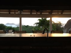 Sunset from the Kitchen