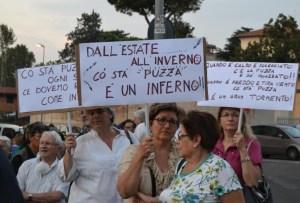 Ama via Salaria: Pubblico Ministero contesta reato di getto pericoloso di cose