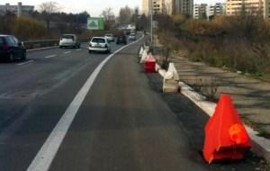 Spariti tutti i tombini: da Colle Salario a Bufalotta 4 chilometri di strada senza tombino