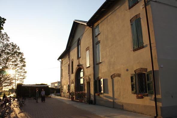Villa Teresa  Location per eventi a CarpiModena  Gli ambienti