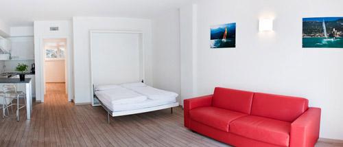 Residence Villa Treccani  Malcesine  Lago di Garda