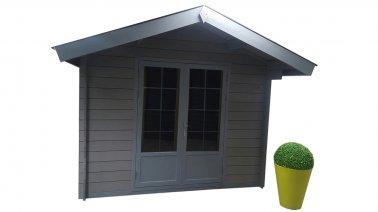 abri jardin composite 3 x 3 m