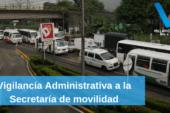 Procuraduría Provincial inició vigilancia administrativa al secretario de movilidad por el caos automotor en la ciudad.