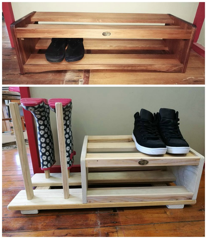 Shoe Stands and Gumboot Racks  Laundry and Outdoor