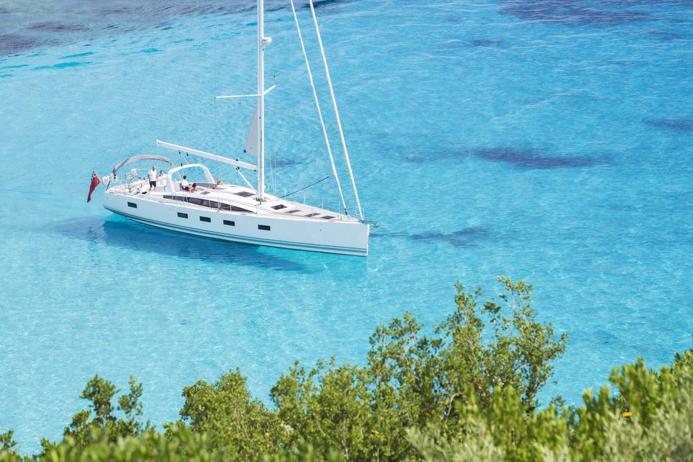 Jeanau 65 Villas In Corfu Yachts In Corfu