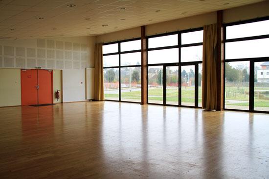 Salle n1  Espace de Gripp  route de la Valette  Ville de CessonSvign Rennes Illeet