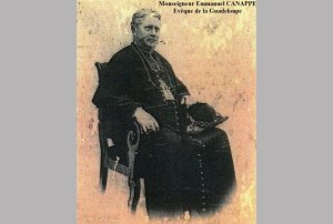 Monseigneur Canappe