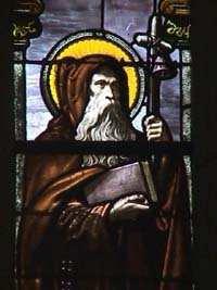 Vitrail Saint-Antoine