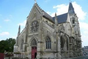 L'église Saint-Antoine