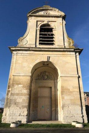 L'église de Wailly