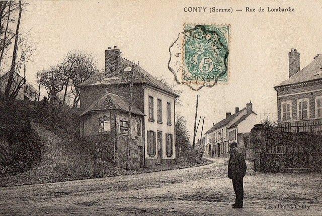 Conty - Rue Basse Lombardie