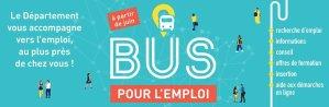 bus pour l'emploi