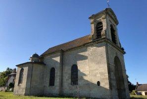 Eglise Saint VAAST à Wailly