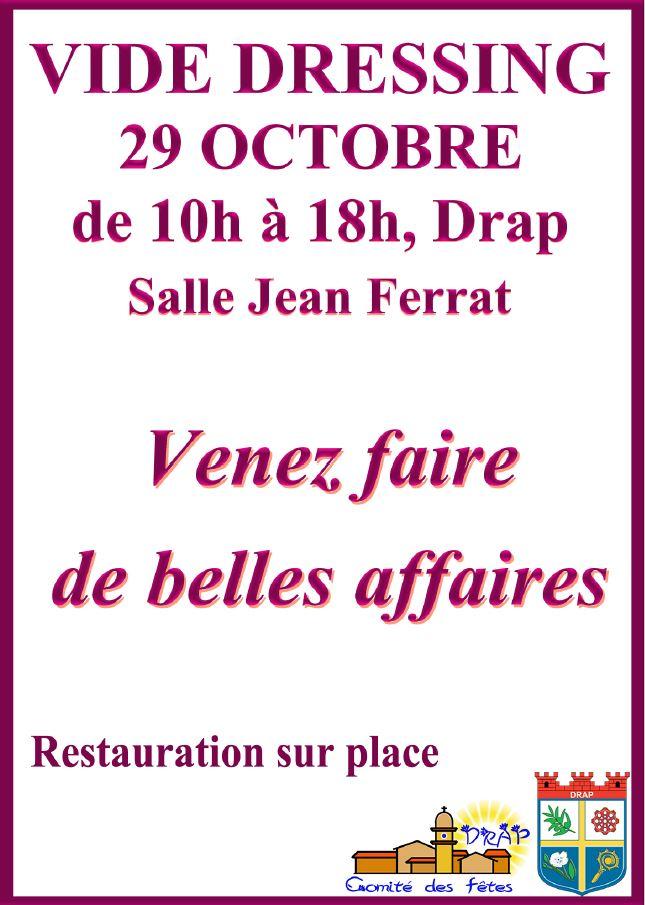 http www ville drap fr events vide dressing