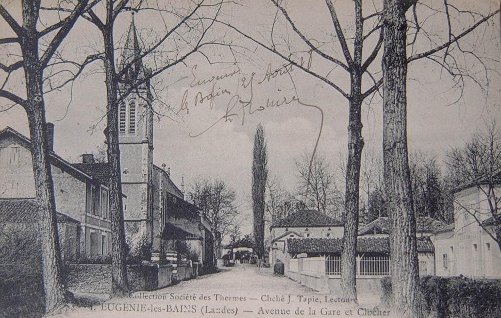 Hôtel du bois