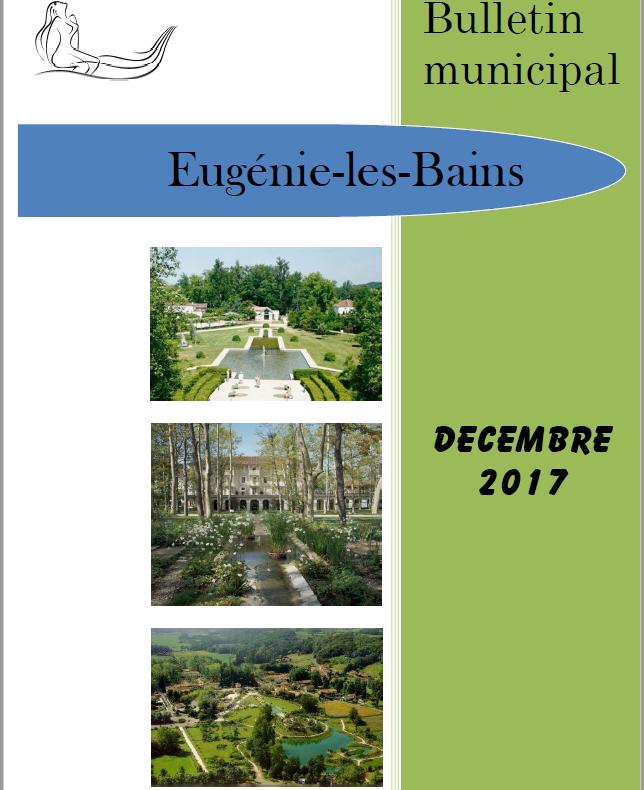 bulletin municipal decembre 2017