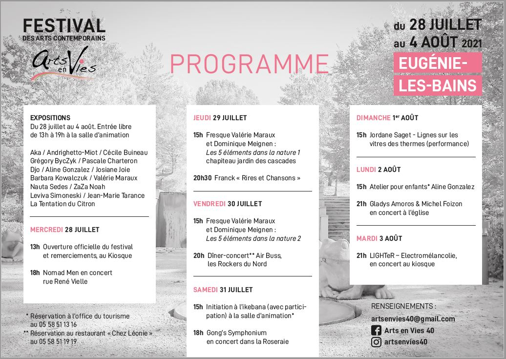 Festival ARTS en VIES