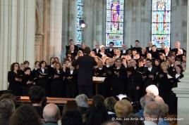 19/04/2015 - Requiem allemand de Brahms avec le Chœur Nicolas de Grigny et les pianistes Michel Béroff et Jean-Philippe Collard, direction Jean-Marie Puissant