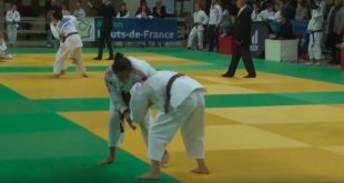 Tournoi international de Judo – 17 et 18/11/2018
