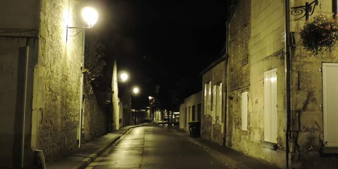 Verberie la nuit