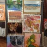Exposition de peinture