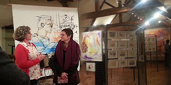 Exposition du peintre Lucas-Faytre