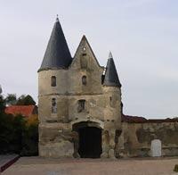 Château de Longueil Sainte Marie