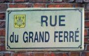 Rue du Grand Ferré