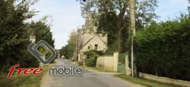 Pose d'une antenne Free mobile rue des Moulins : venez poser vos questions