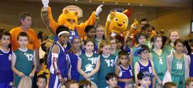 La fête du minibasket à Verberie : un succès chaque année.