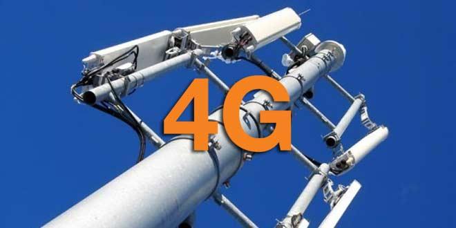 Une nouvelle antenne 4G pour les clients d'Orange mobile.