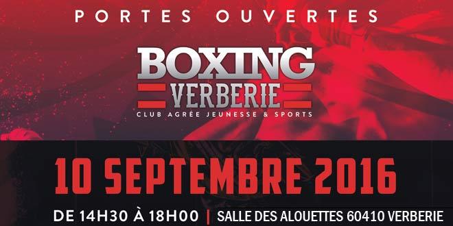 Venez découvrir le muay thai et le kickboxing le 10 septembre à Verberie
