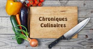 Chroniques culinaires : découvrez les recettes créées par les chefs des restaurants scolaires.