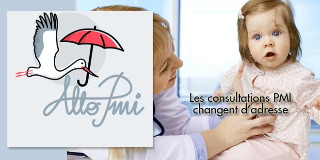 Les consultations de la PMI changent d'adresse