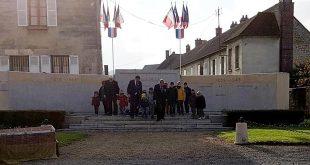 Un bel hommage aux soldats morts pour la France