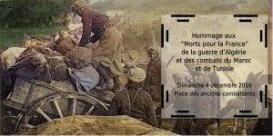 Hommage aux morts pour la France @ Place des Anciens Combattants | Verberie | Nord-Pas-de-Calais Picardie | France