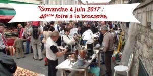 40ème foire à la brocante @ Verberie | Verberie | Hauts-de-France | France