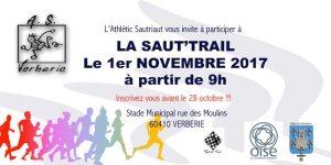 Saut'Trail @ Stade municipal | Verberie | Hauts-de-France | France