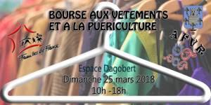 Bourse aux vêtements @ Espace Dagobert | Verberie | Hauts-de-France | France
