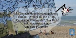 8e vagabondage photographique @ Salle d'exposition du château d'Aramont | Verberie | Hauts-de-France | France