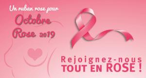 Octobre rose à Verberie @ Bibliothèque et parc du château - Verberie