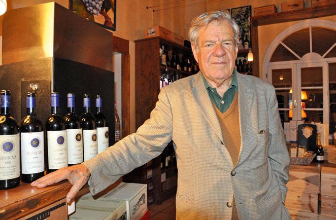 Sassicaia storia di un vino nobile